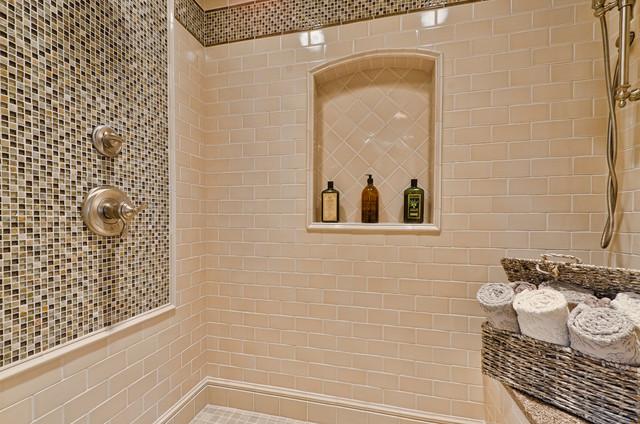 Traditional Modern Bathrooms traditional modern twist - traditional - bathroom - chicago -