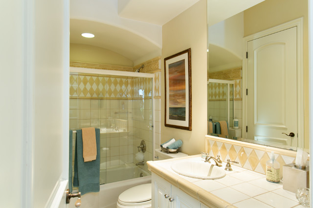 Traditional old california traditional bathroom san diego by mccullough design - Change your old bathroom to traditional bathrooms ...