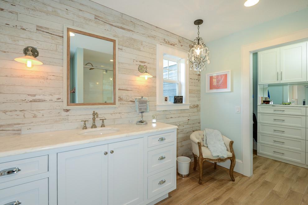 Traditional Renovation - Traditional - Bathroom - Tampa ...