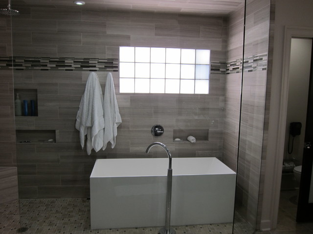 Tranquil Bath Contemporary Bathroom Other By