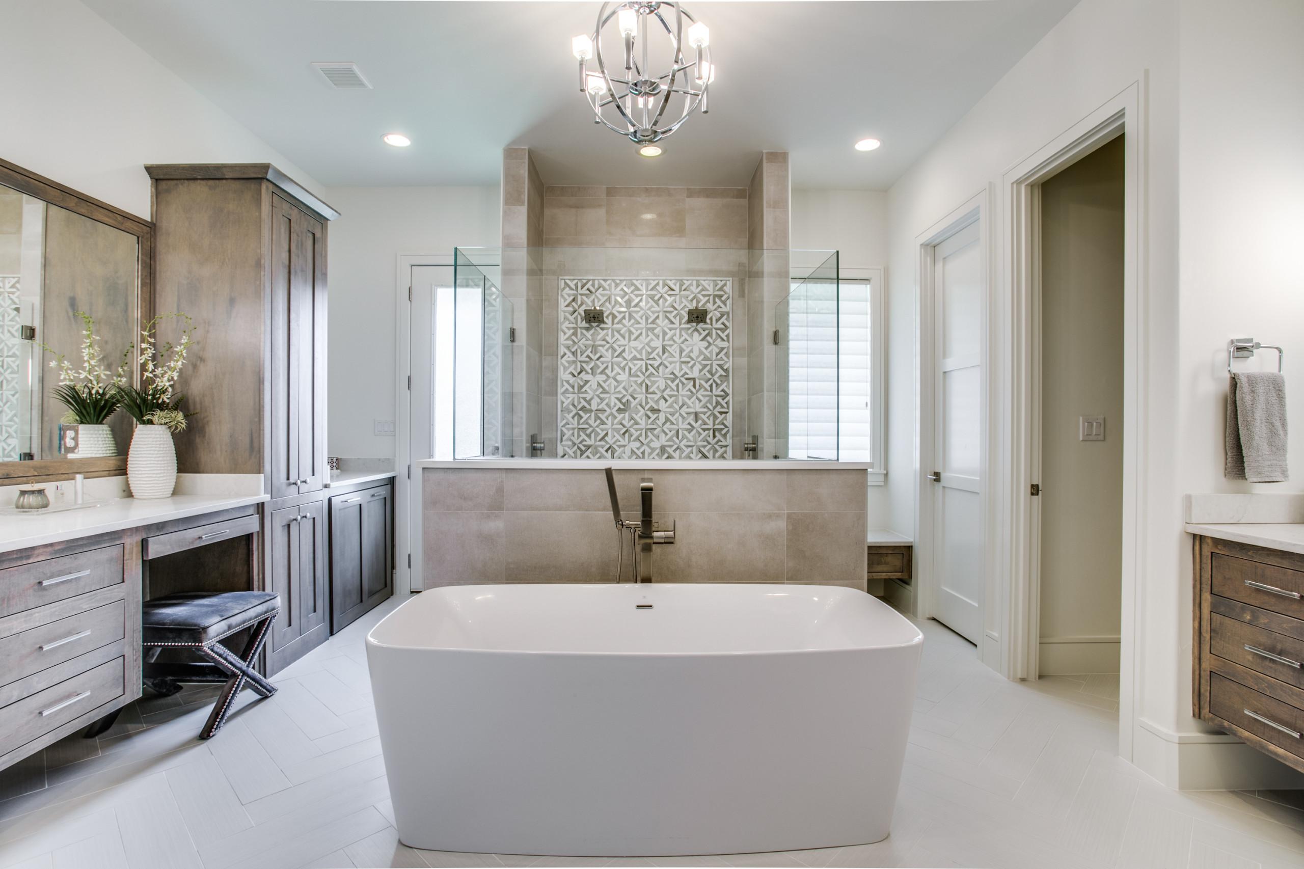 Tranquil Master Bath
