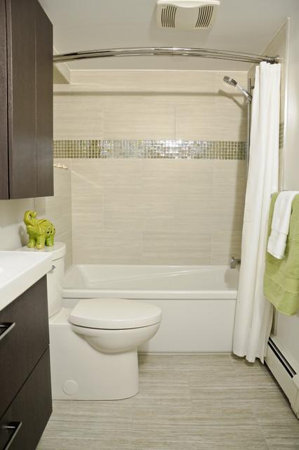 Tranquil Urban Bath - Contemporary - Bathroom - ottawa ...