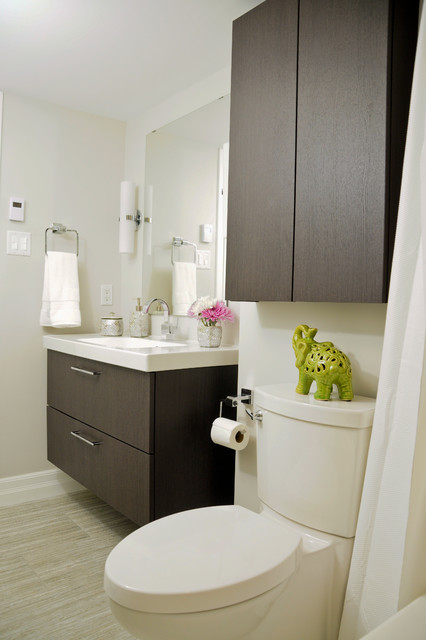 Tranquil urban bath contemporary bathroom ottawa for Bathroom designs ottawa