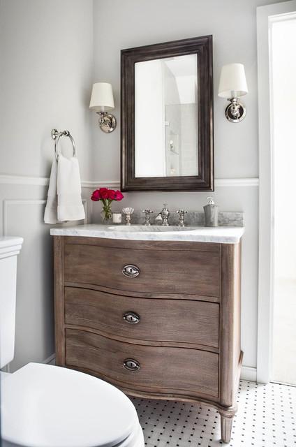 Forest Hill Bath Remodel traditional-bathroom