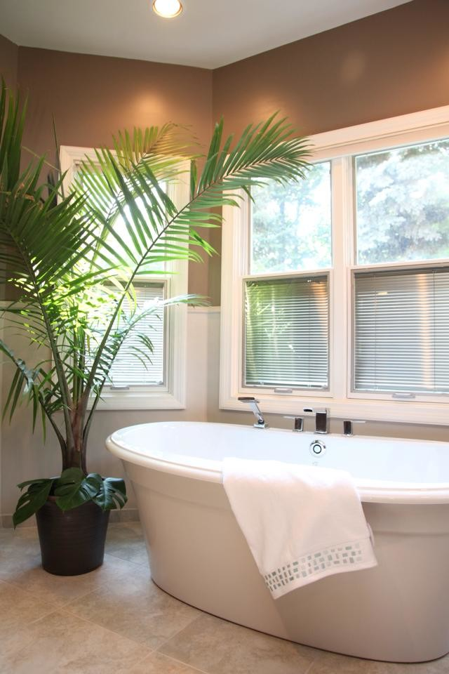 Transitional Bathroom - Transitional - Bathroom - New York ...