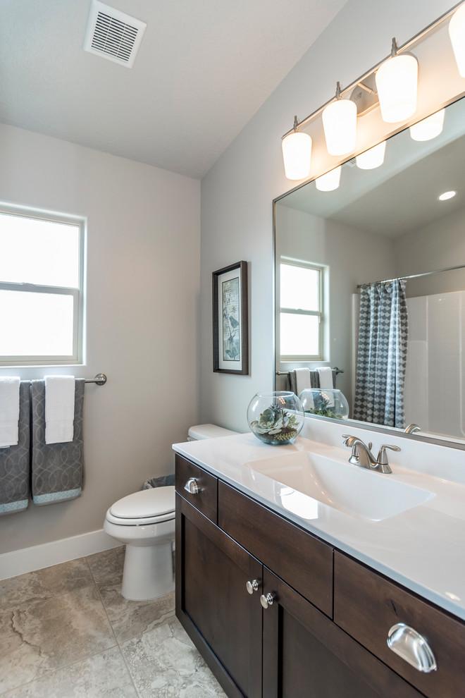 Transitional Bathroom - Transitional - Bathroom - Salt ...