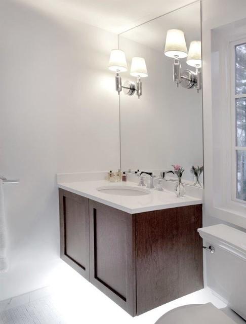 Bathroom normandy tudor contemporary bathroom new for Tudor bathroom design