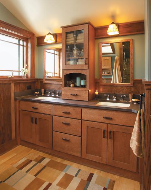 Transitional Bathroom in Minneapolis, Minnesota - Transitional - Bathroom - minneapolis - by ...