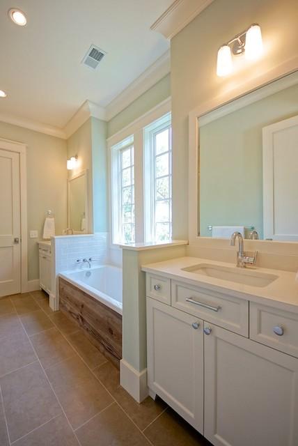 I'On Residence transitional-bathroom