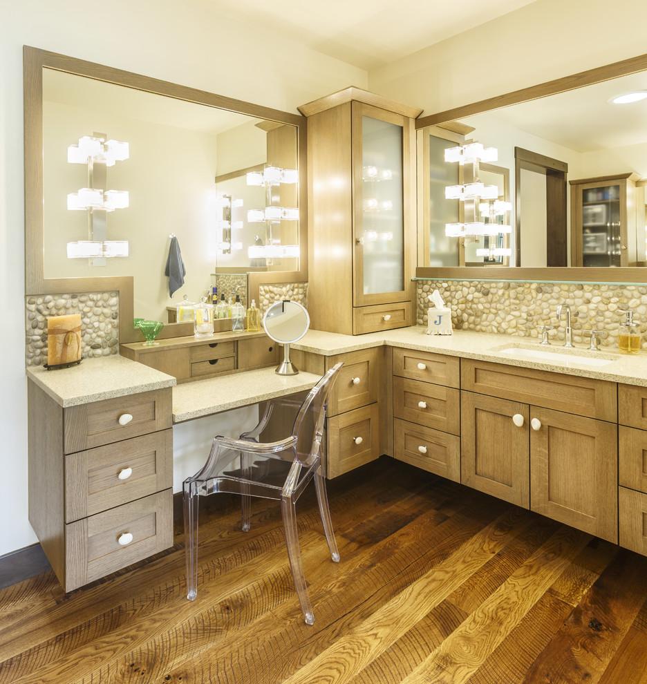 Transitional Bathroom - Transitional - Bathroom - Atlanta