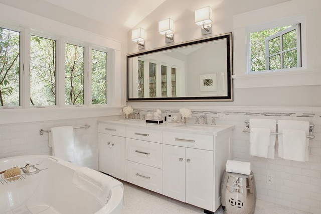 Mill Valley  CA transitional bathroom. Mill Valley  CA   Transitional   Bathroom   Other   by Urrutia Design