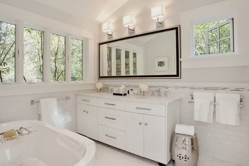 Urrutia Design contemporary bathroom