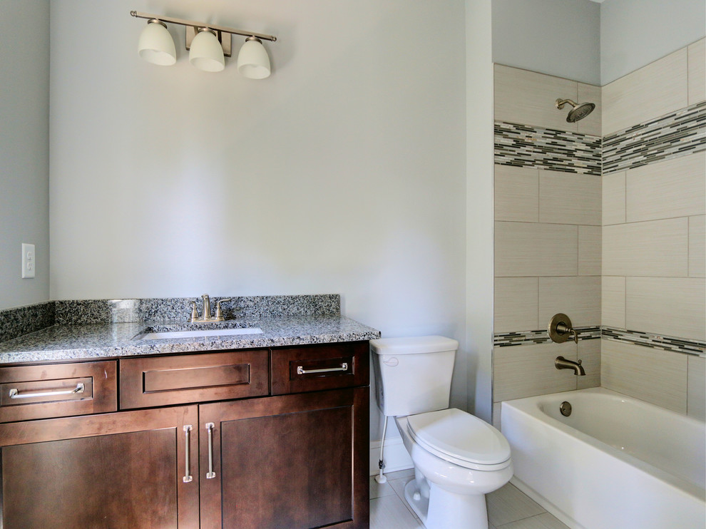 Transitional Design Custom Home - Marietta, GA ...