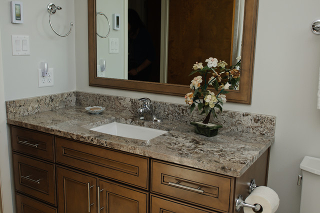 Traditional bathroom remodel ogden ut bathroom for Bathroom remodel utah