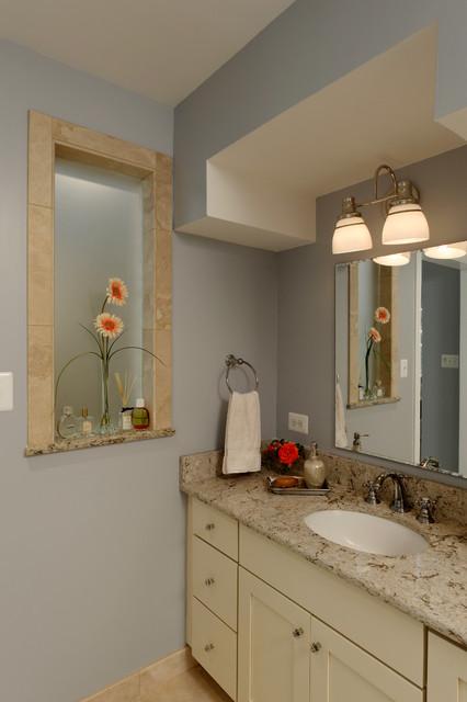 Daniels Design Bathrooms contemporary-bathroom