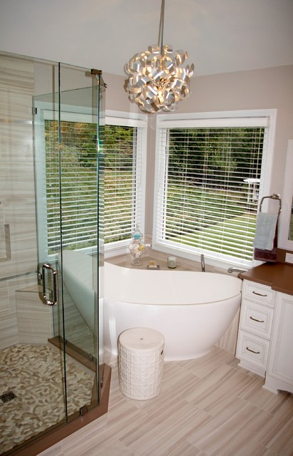 transitional master bathroom in kennesaw georgia floor and decor in kennesaw georgia with reviews