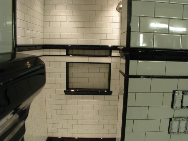 Tree Of Life Art Deco Master Bath Eclectic Bathroom
