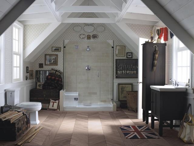Tresham Bathroom Collection eclectic-bathroom