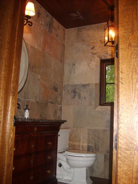 Tretiakoff inc. traditional-bathroom