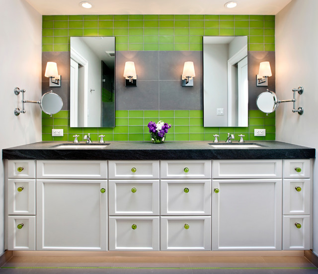 TRG Architects contemporary-bathroom