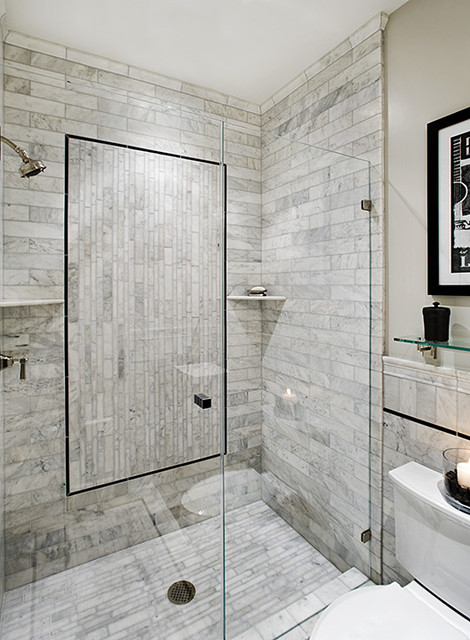 TRG Architects traditional-bathroom