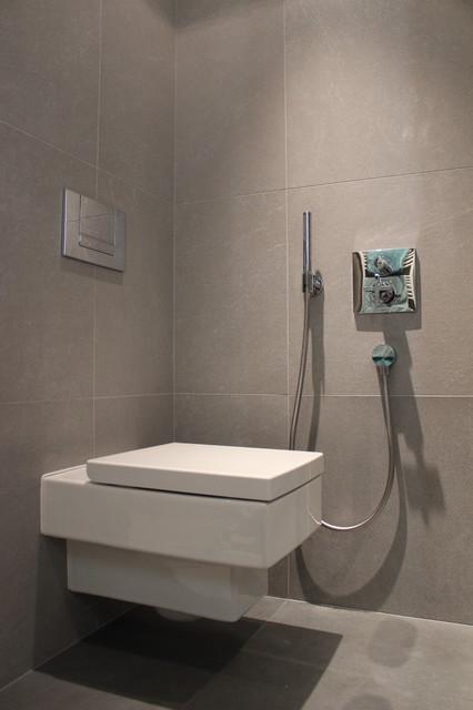Trnavska cesta, Bratislava contemporary-bathroom