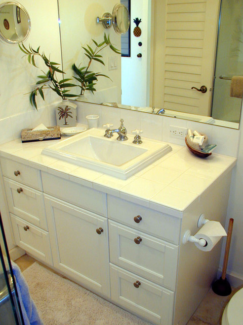 Tropical Bathroom tropical-bathroom