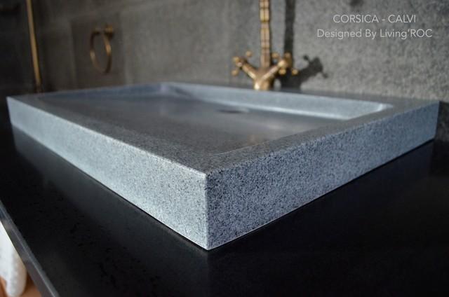 Stone Usa Sinks : Trough Sinks Bathroom 27
