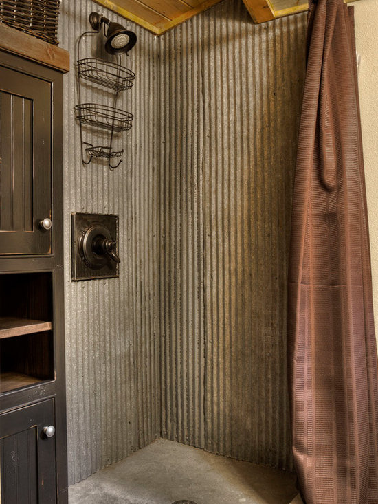 Corrugated Metal Accent Wall Save Email
