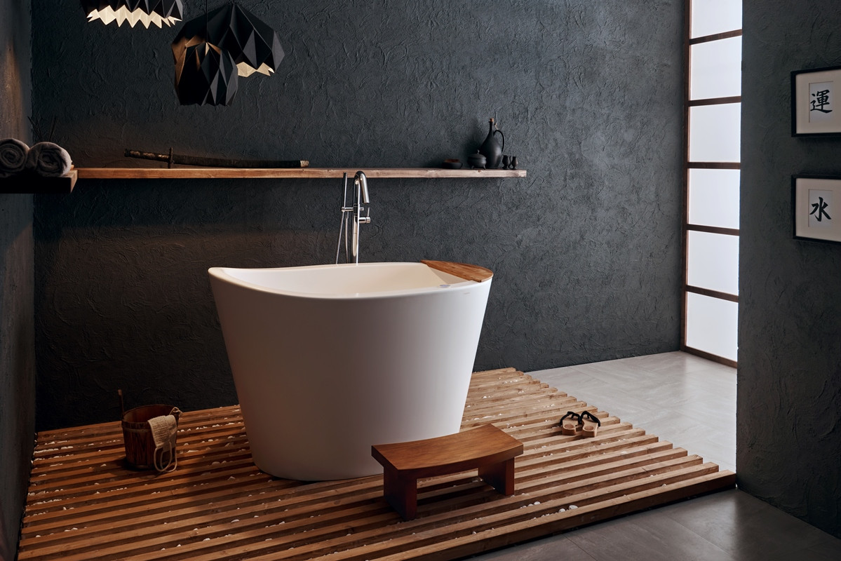 75 Beautiful Small Japanese Bathtub Pictures Ideas December 2020 Houzz