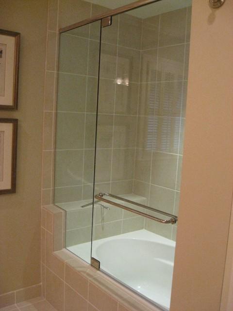 Tub Enclosure Solutions Bathroom Omaha By Castle