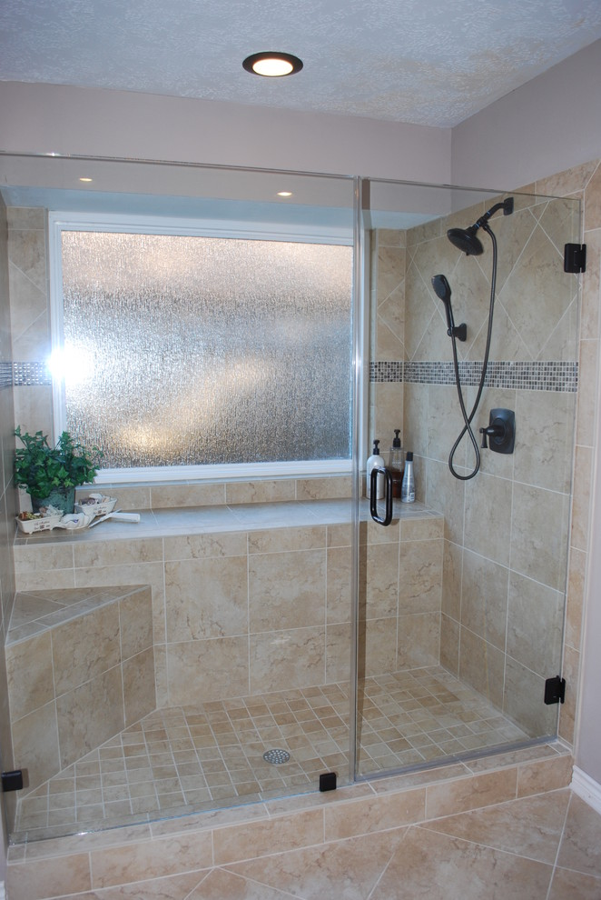 Tub To Shower Conversion After Remodel