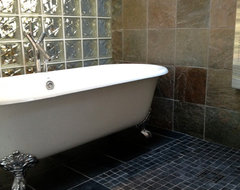 Tubs in Showers - Vancouver Wet Room Designs traditional-bathroom