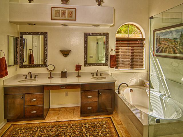 Tucson Bathroom Remodel Pro Remodeling Craftsman