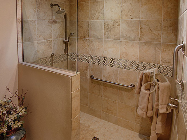 Tucson bathroom remodel pro remodeling craftsman for Professional bathroom renovations