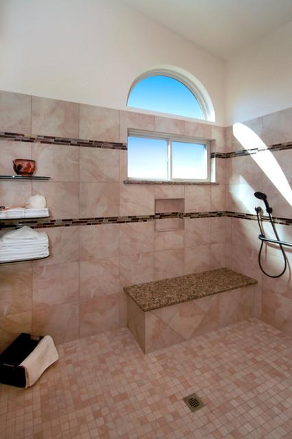 Awesome Guest Bathroom  Modern  Bathroom  Phoenix  By Patricia B Warren