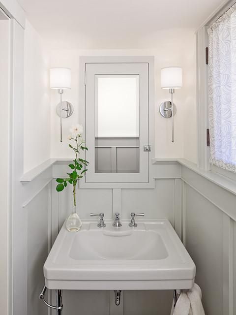 turn of the century modern  transitional  bathroom  portland, Home design