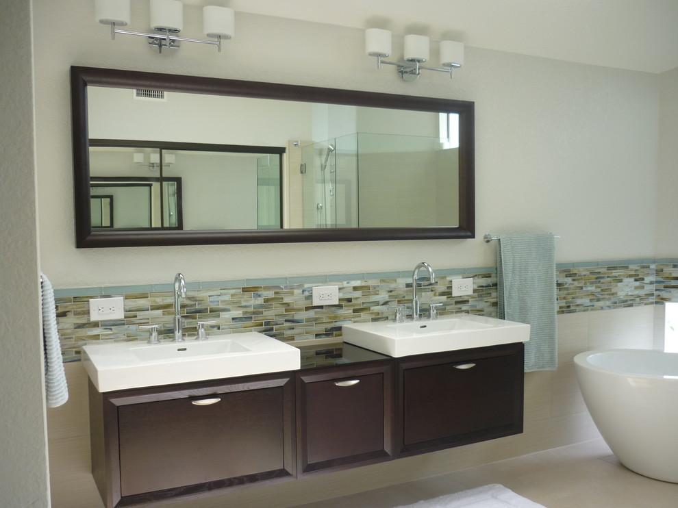 Tustin - Contemporary - Bathroom - Orange County - by ...