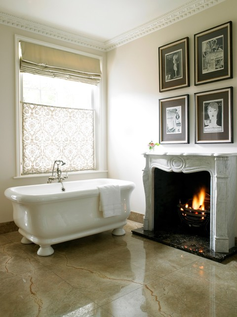 twickenham residence traditional bathroom london