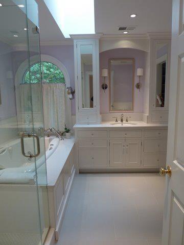 Tydings Design Interiors traditional-bathroom