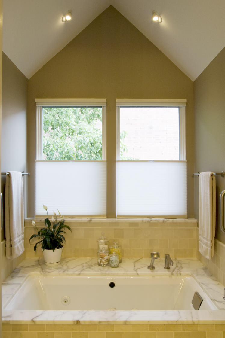 Bathroom Privacy Window Treatments Houzz