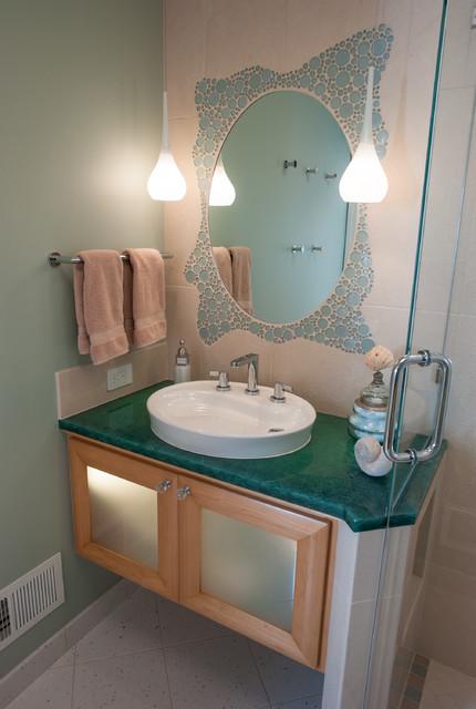 ... Under the Sea in Menlo Park Contemporary Bathroom San - Under the Sea  Bathroom ...