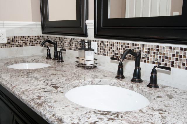 Union County Bathroom Remodel traditional-bathroom