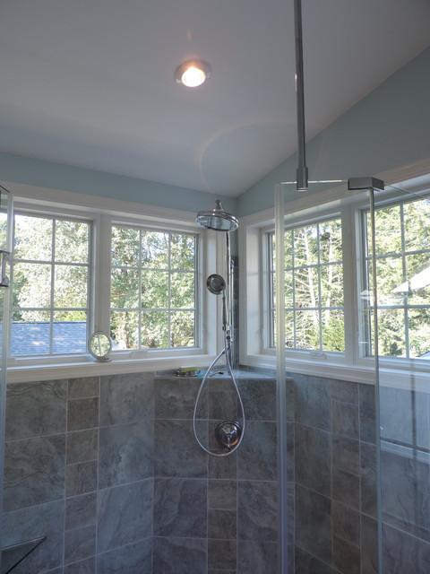 Unique addition kitchen master bath roof deck for Unique master bathrooms