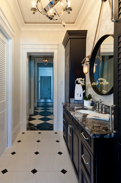 Unique And Functional Cabinetry By Allikrist Traditional Bathroom Tampa By Allikrist