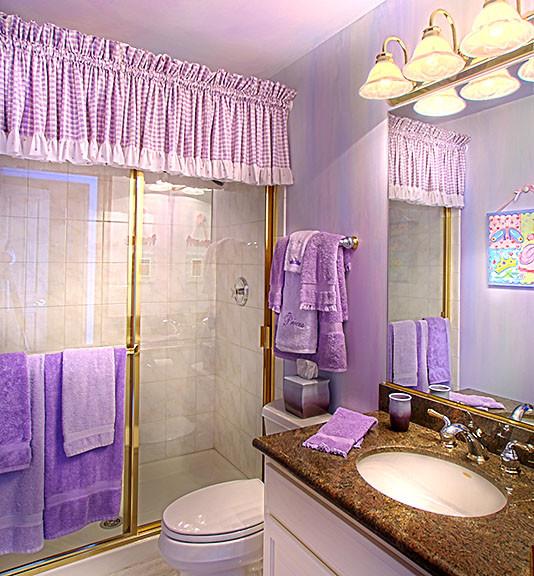 Unique Guest Bathrooms Contemporary Bathroom Other