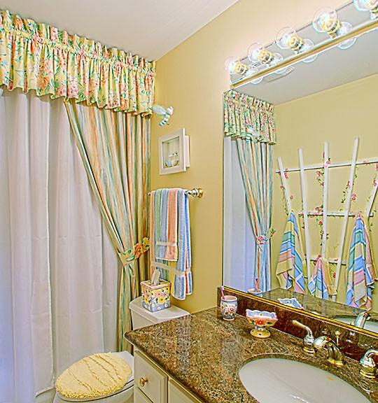 Unique Guest Bathrooms Beach Style Bathroom Chicago