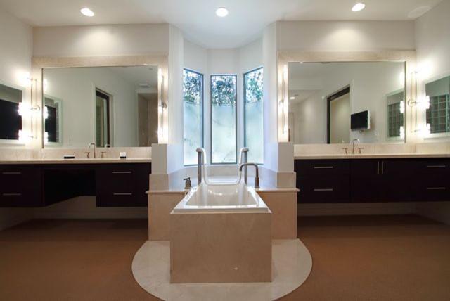 Universal design contemporary bathroom phoenix by for Universal bathroom design