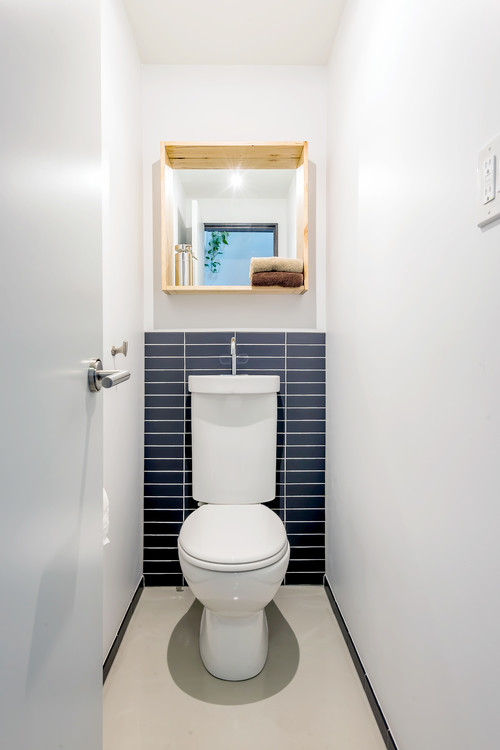Toilet Room Designs: 8 Bathroom Designs That Save Space