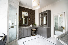 Bathroom of the Week: Elegant Makeover in a Designer's Home